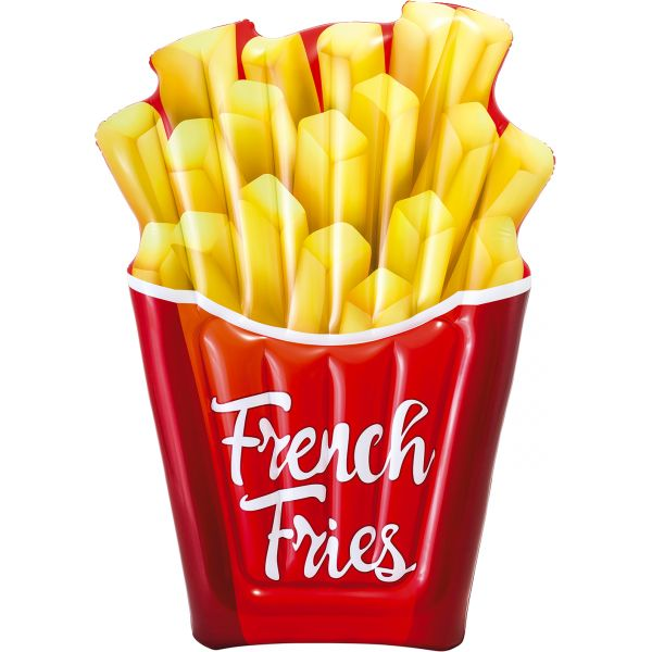 Ferry Matelas Gonflable Cornet De Frites French Fries Freerid