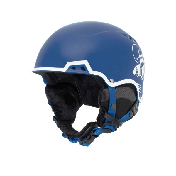 Picture Tomy K blue Casque ski / snow 2019