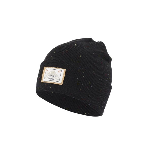 Picture Uncle Beanie Pk A Black Bonnet 2019