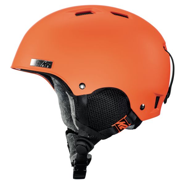 K2 Verdict Orange Casque 2019