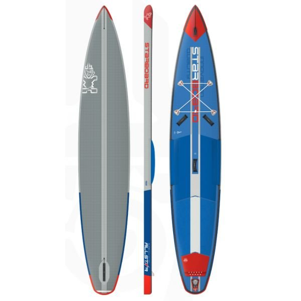 Starboard All Star Airline SUP gonflable Race 2019