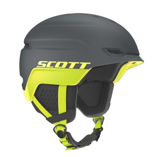 Scott Chase 2 iron grey Casque ski / snow 2019