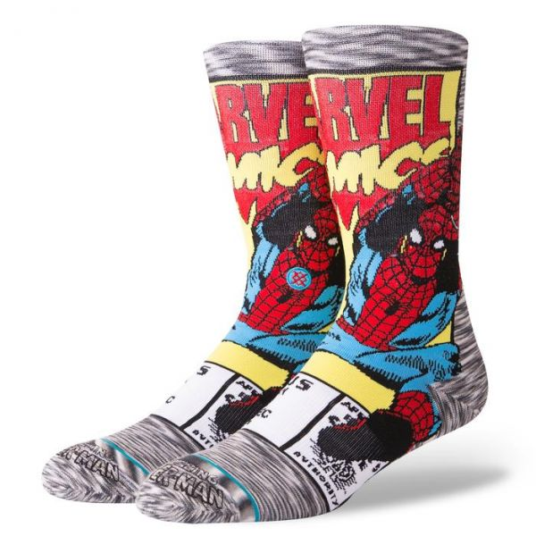 Stance SPIDERMAN COMIC Chaussettes 2019