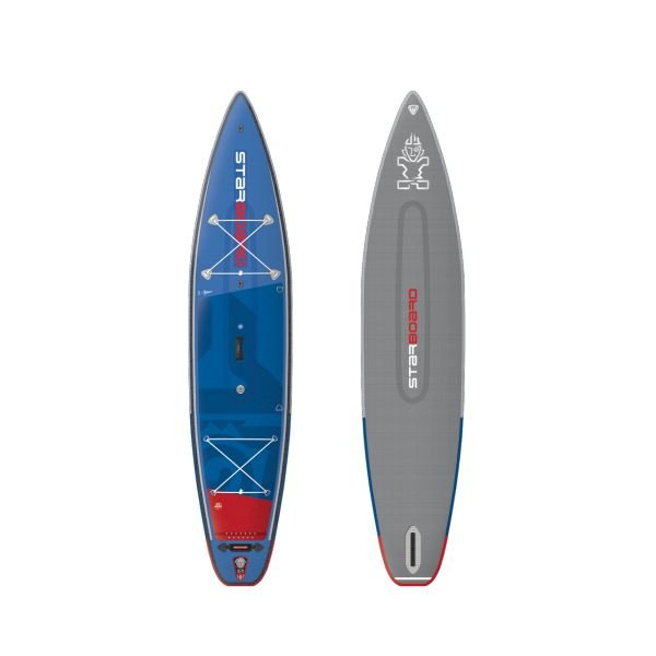 Starboard Touring Deluxe Dc SUP gonflable Touring 2019
