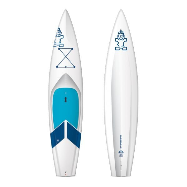 """Starboard 2019 Starboard Sup 12'6"""" X 31"""" Touring Lite Tech SUP rigide Kids 2019"""