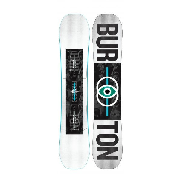 Pack Burton Process Smalls snowboard + fixations 2019