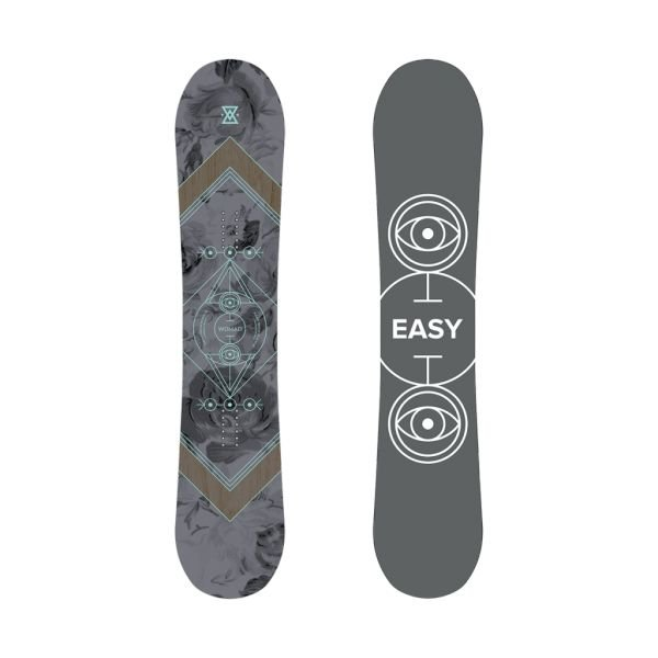 Easy Snowboards Womad planche de Snowboard w