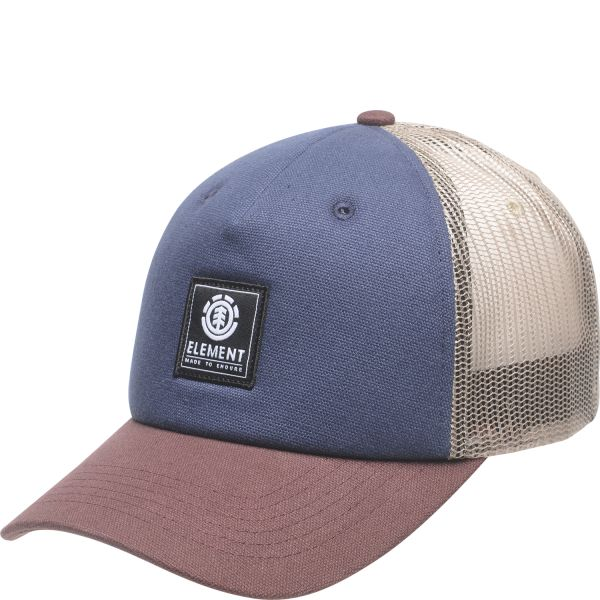 Element Icon Mesh Cap Chocolate Casquette 2019