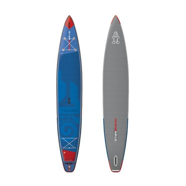 Starboard Tandem Deluxe SUP gonflable Big SUP 2019