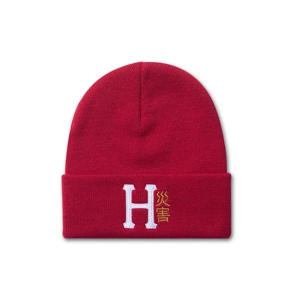 HUF Disaster scarlet bonnet