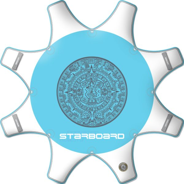 Starboard Yoga Docking Station SUP plateforme Yoga 2019