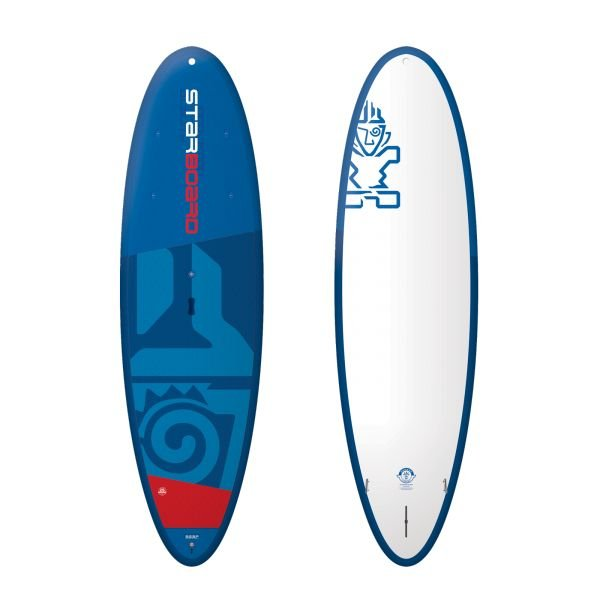 Starboard Wide ride Avanti blue carbon SUP rigide Allround 2019