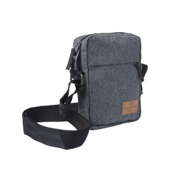 Rip-Curl NO IDEA POUCH SOLEAD CHARCOAL GREY BAGS 2019