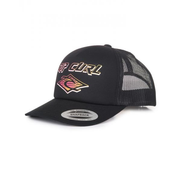 Rip-Curl BACK TO THE BASIC CAP BLACK CAP 2019