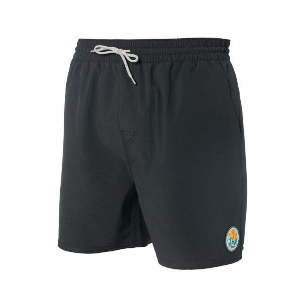 Rip-Curl SUN DRENCHED VOLLEY 16'' BLACK VOLLEYSHORT 2019