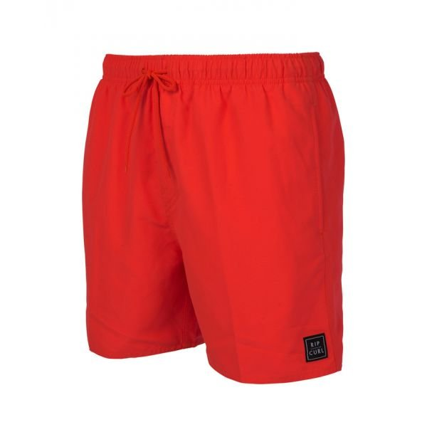 Rip-Curl VOLLEY FLY OUT 16'' BOARDSHORT BRIGHT ORANGE VOLLEYSHORT 2019