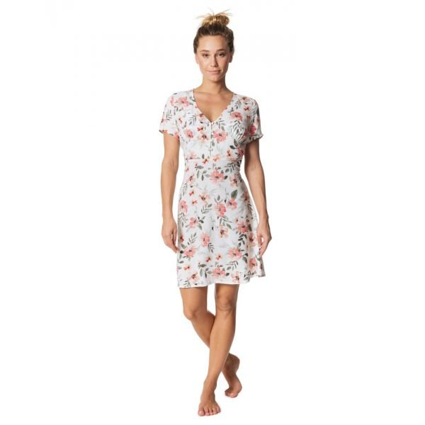 Rip-Curl LA DOLCE VITA DRESS WHITE DRESS 2019