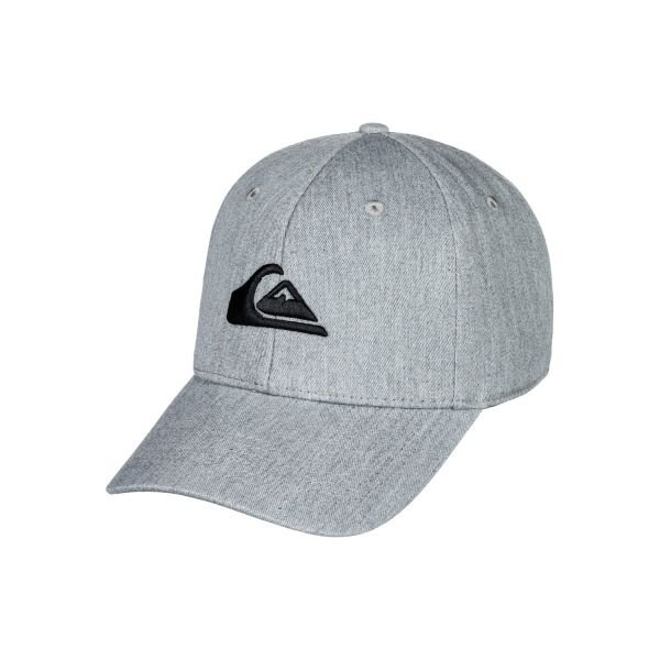 Quiksilver Decades medium grey heather Casquette 2019