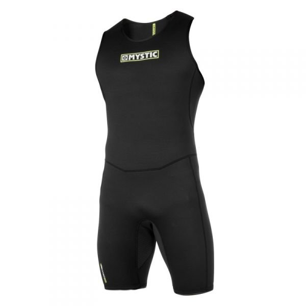 Mystic MVMNT John Black Short Neoprene 1.5 mm 2019