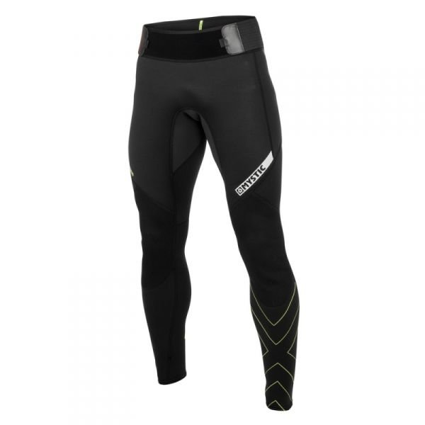 Mystic MVMNT Black Pantalon Neoprene 1.5 mm 2019