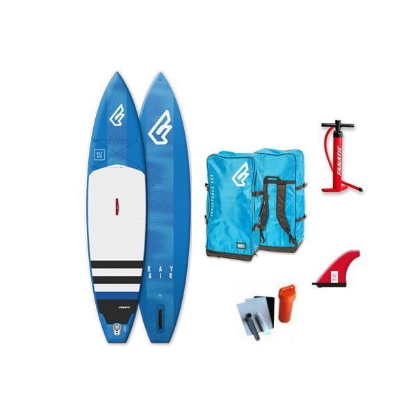 Fanatic Ray Air SUP Touring