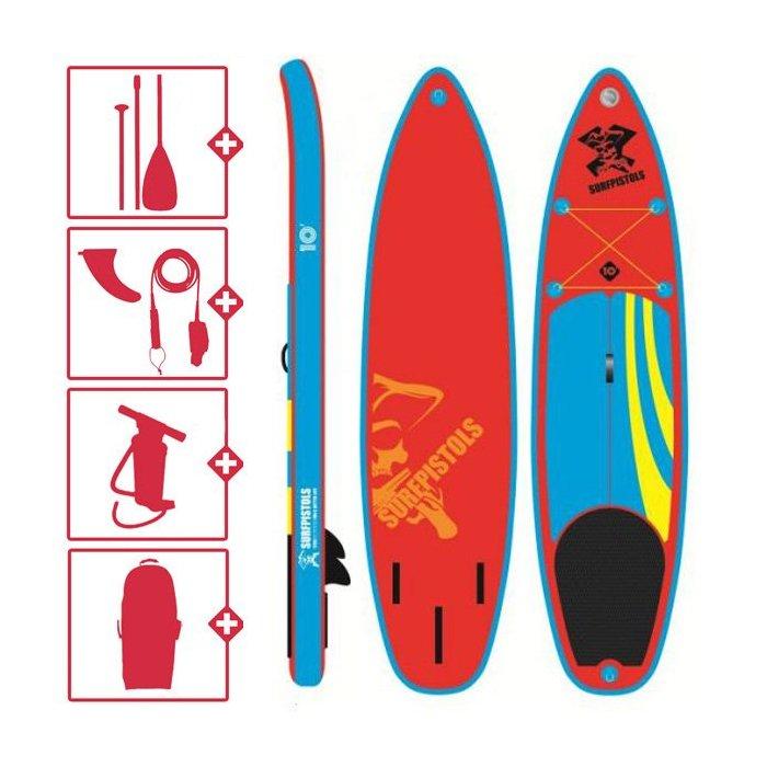 Pack Surfpistols Isup 10' 32'' SUP 2019