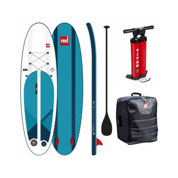"""Pack complet Red Paddle 9'6"""" compact SUP 2019"""