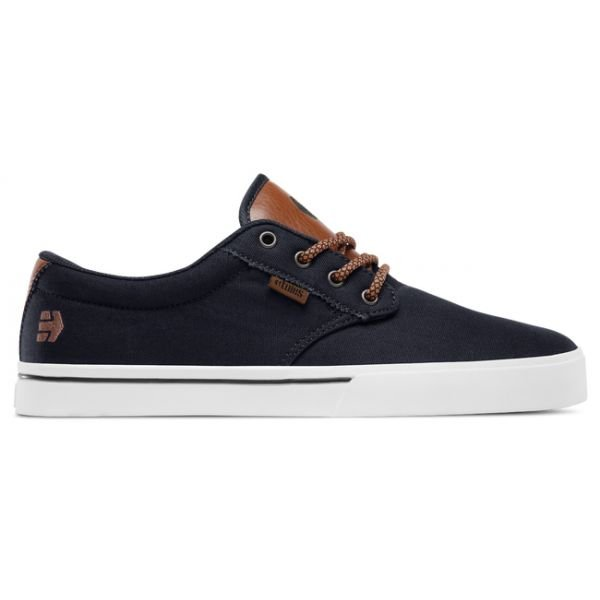 Etnies JAMESON 2 ECO NAVY TAN WHITE Chaussures 2019