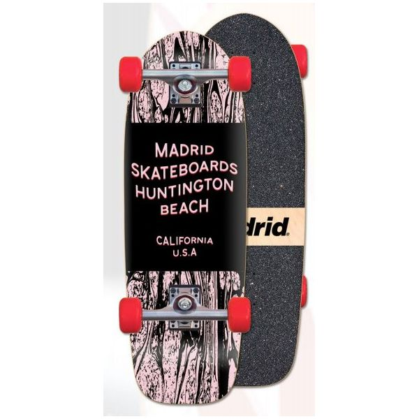Madrid WOODTONE 29,25'' Marty complete Cruiser board 2019