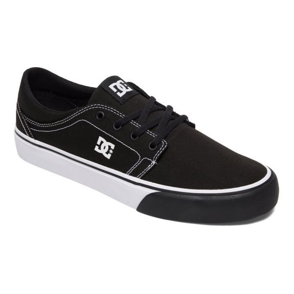 DC Trase TX Black/White Chaussures 2019