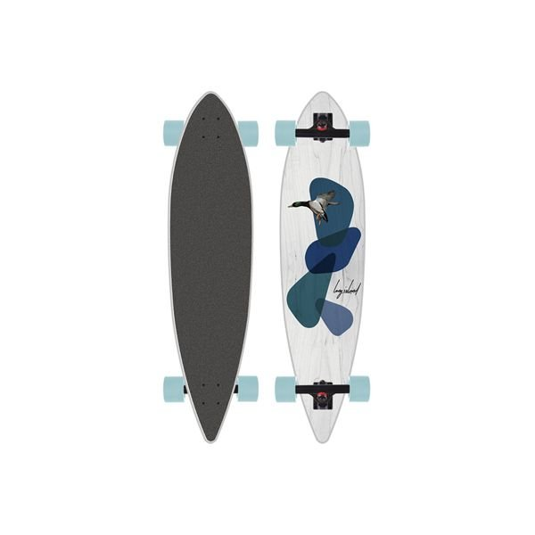 Long Island Fly 38 Pintail Complete Longboards 2019