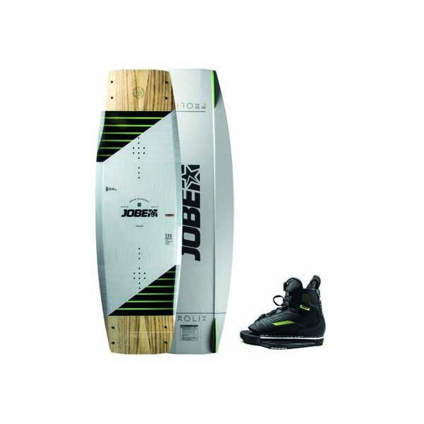 Jobe Prolix Wakeboard 138 & Unit Bindings Set 2019