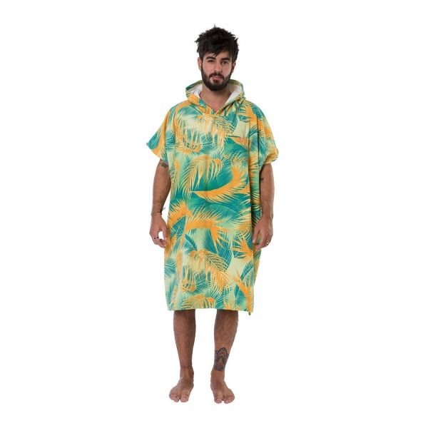 After Tropical Orange Poncho 2019