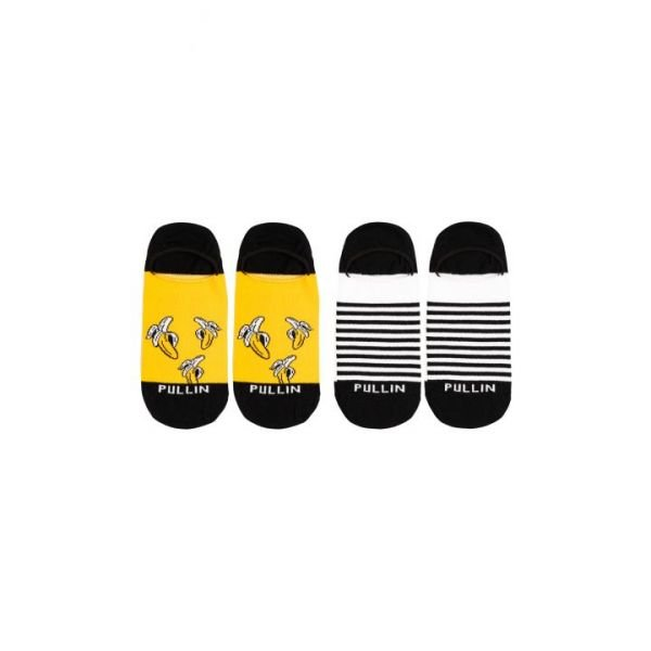 Pull-in Invisible banane Chaussettes 2019