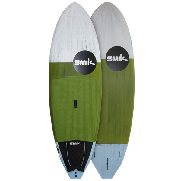 Smik Hipster Twin Carbon Shortboard Surf SUP 2019