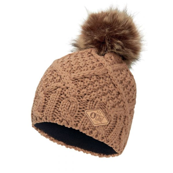 Picture JUDE PK BEANIES Brown 2020