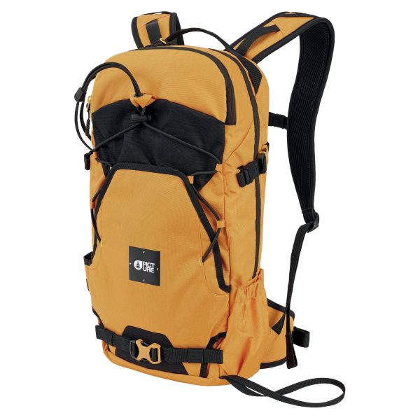 Picture SUNNY 18L PK BACKPACK TECH Yellow 2020