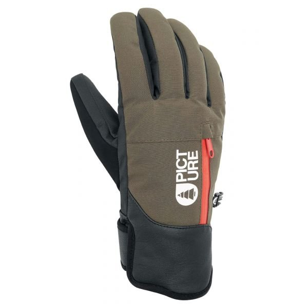 Picture MADISON GLOVES A Dark Army Green 2020