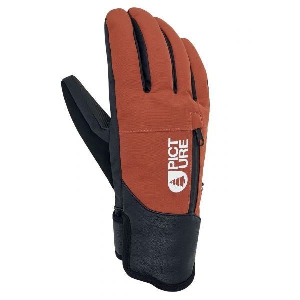 Picture MADISON GLOVES B Brick 2020