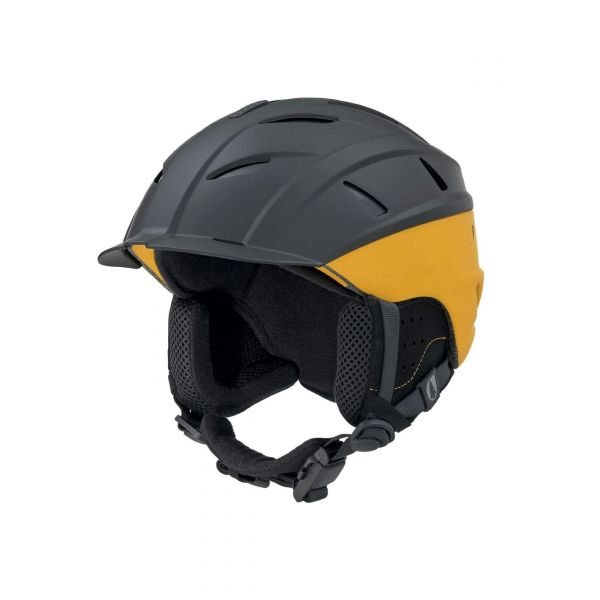 Picture OMEGA HELMET B Yellow 2020