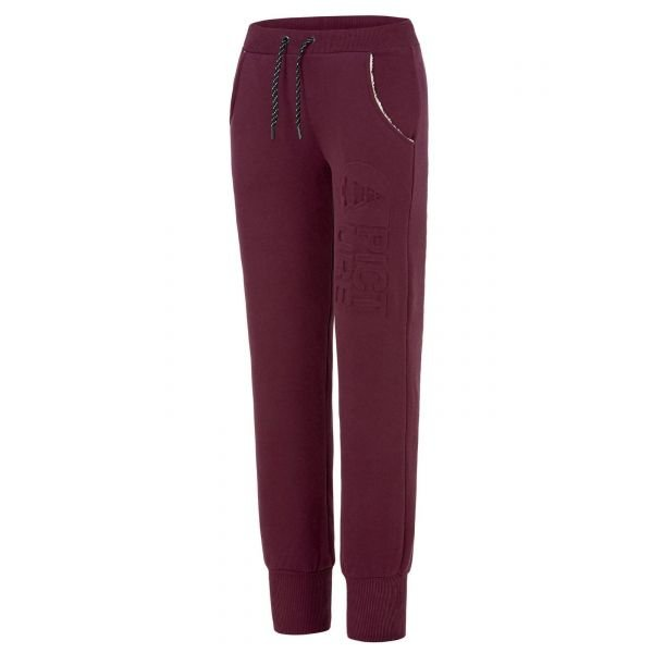 Picture COCOON JOGGING PANT B Burgundy 2020