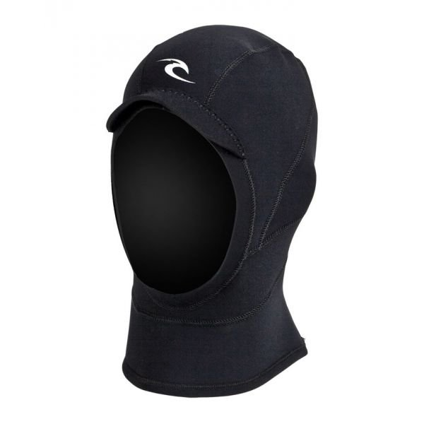 Rip-Curl E Bomb 2mm Gb Hood Black Accessories