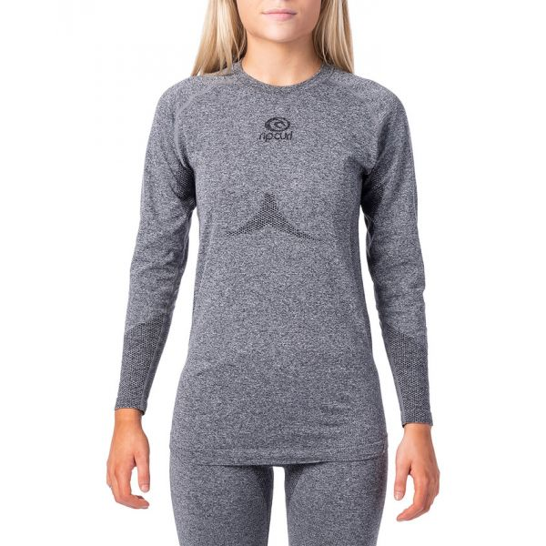 Rip-Curl W Gum Layer Jet Black Sweatshirt