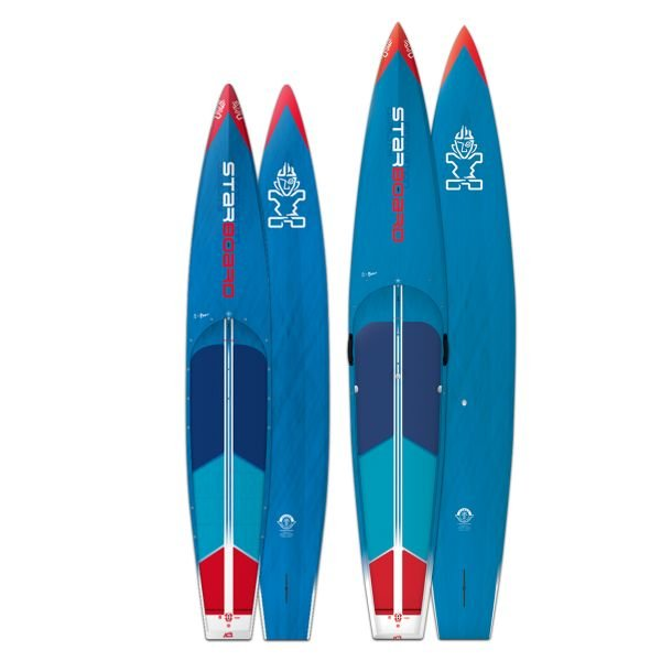 Starboard 2020 STARBOARD ALL STAR CARBON SANDWICH SUP rigide Race