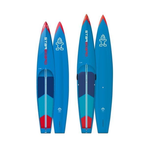Starboard 2020 STARBOARD ALL STAR WOOD CARBON SUP rigide Race