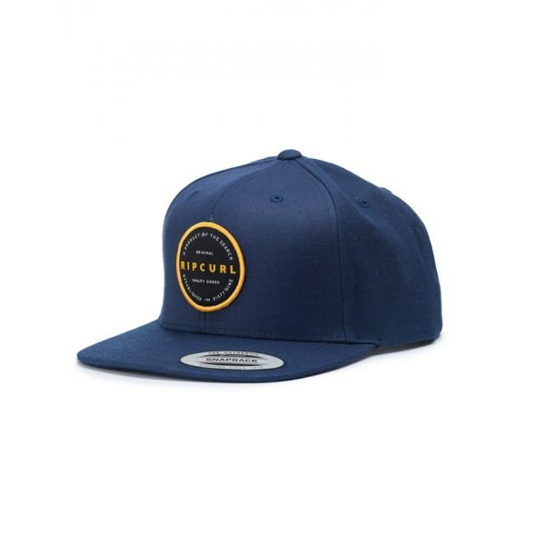 Rip-Curl Mission Badge Sb Navy Casquette