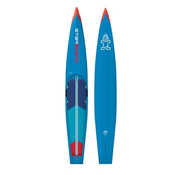 Starboard 2020 STARBOARD SPRINT WOOD CARBON SUP rigide Race