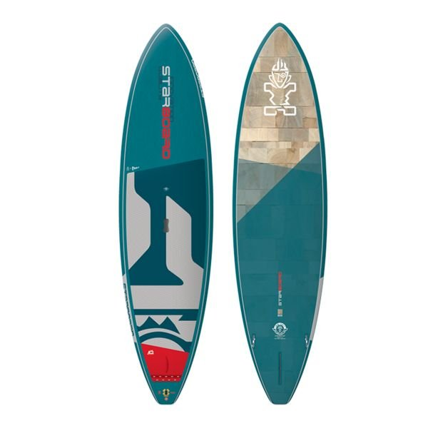 Starboard WIDE POINT BLUE CARBON SUP rigide Wave 2020