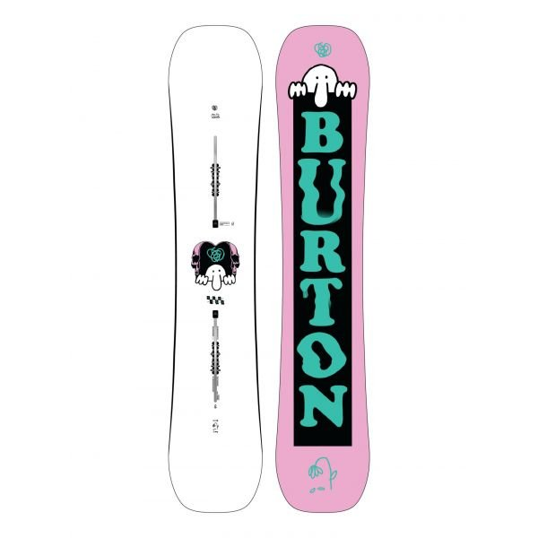 Burton KILROY TWIN NO COLOR planche de snowboard 2020