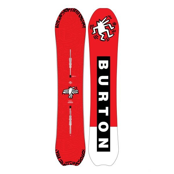 Burton DEEP THINKER NO COLOR planche de snowboard 2020